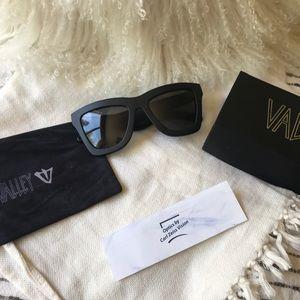 Valley Eyewear DB Matte Black